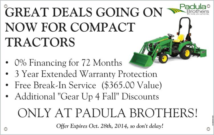 compact deal